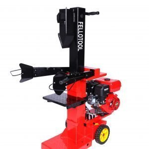 13ton gasoline engine vertical log splitter FT-LS13TG