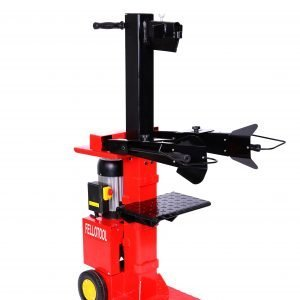 10-ton hydraulic electric log splitter machine LS10TZ-1