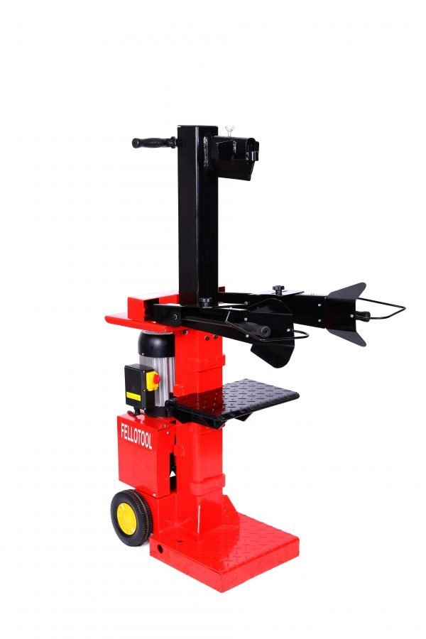 10-ton hydraulic electric log splitter machine LS10TZ-1