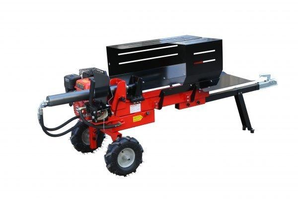 Horizontal 8 ton petrol Log Splitter